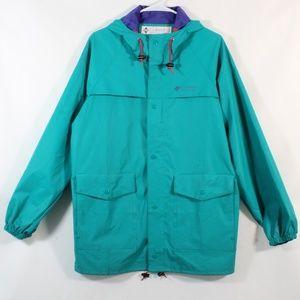 Vintage Columbia Sportswear Men's Rain Jacket